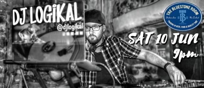 DJ On the Decks With DJ Logikal