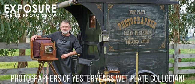 Photographers of Yesteryears Wet Plate Collodian