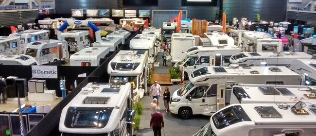 Christchurch Boat, Motorhome and Caravan Show
