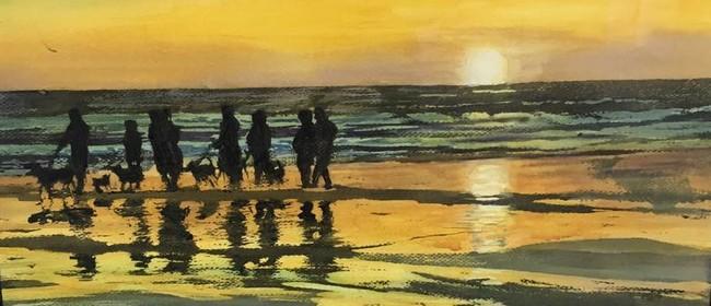 Mike Capenerhurst Art Exhibition