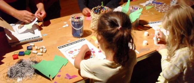 July School Holiday Drop-in Craft Activities