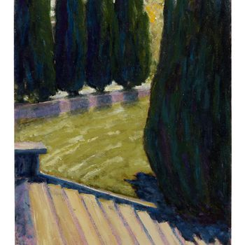 Domain Paintings - Max Thomson