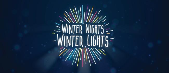Winter Nights Winter Lights