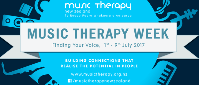 Interested In a Career In Music Therapy? Year 12-13 Students