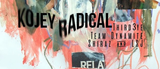 Red Bull Sound Select AKL: Kojey Radical, Shiraz & LSJ