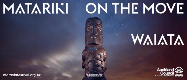 Matariki On the Move: Waiata