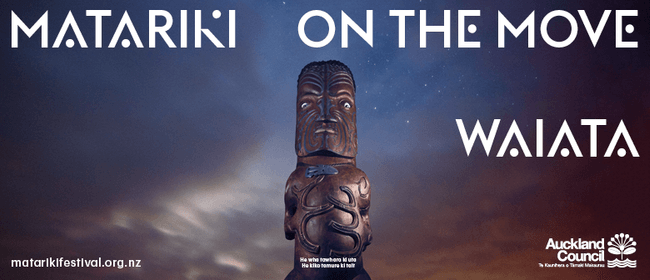 Matariki on the Move: Waiata