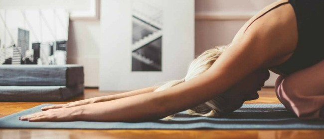 Release Stress With Yoga