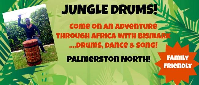 Jungle Drums Kids Show! Palmerston North