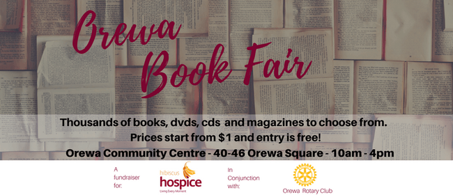 Orewa Book Fair