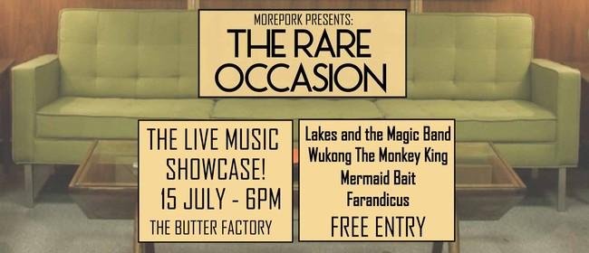 The Rare Occasion 3