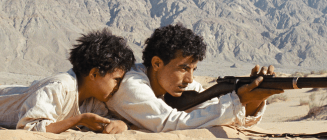 Theeb - Canterbury Film Society