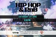 One8Zero Hip Hop and RnB Concert