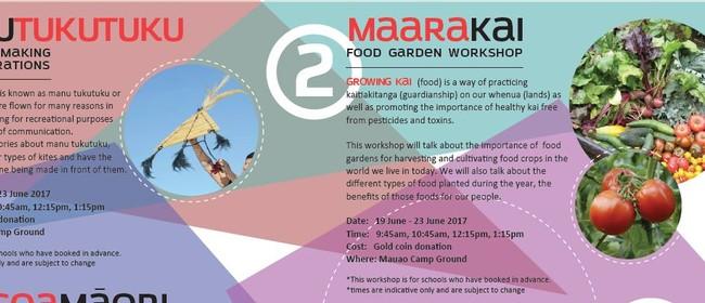 Maara Kai - Food Garden Workshop