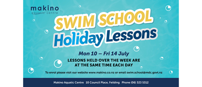 Makino Swim School Holiday Lessons