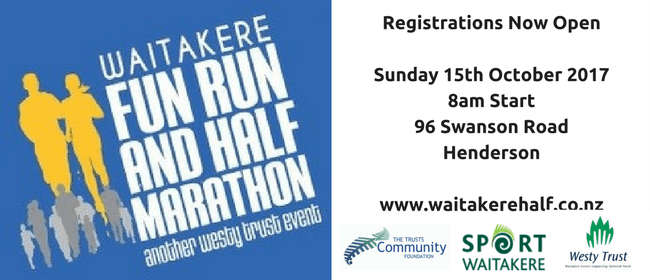 Waitakere Half and Fun Run/Walks