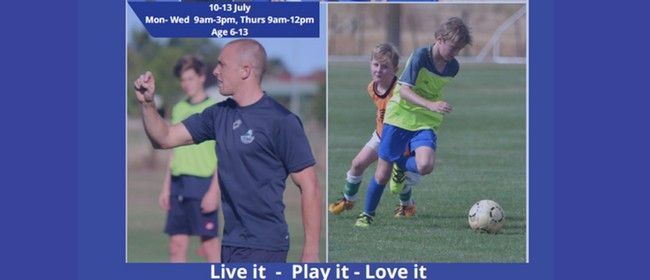 Football Skills Holiday Programme