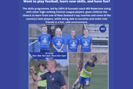 Football Skills Holiday Programme