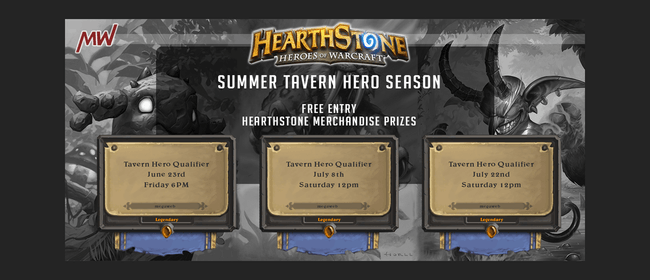 Megaweb Hearthstone Tavern Hero Season