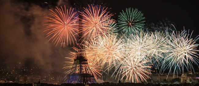 Bastille Night - St Ignatius PTA Fundraiser: CANCELLED