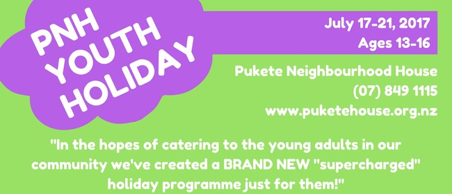 Youth Holiday Programme
