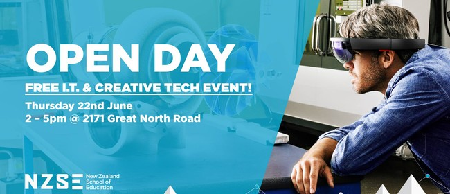 Open Day - IT & Creative Tech Hub