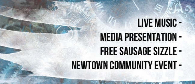 Convert and Sausage Sizzle – Community Event