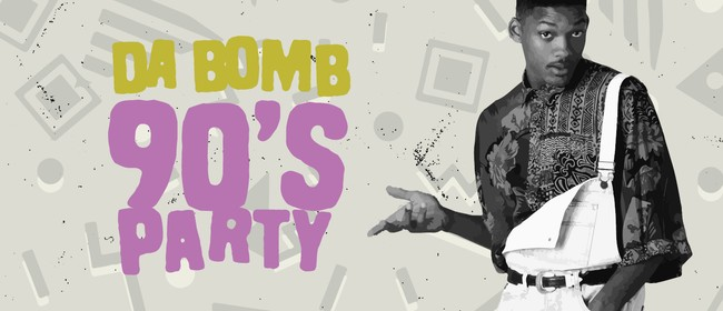 Strange Behaviour – Da Bomb 90's Party