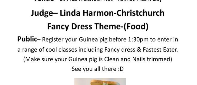 Mana Cavy Club Guinea Pig Show