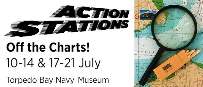 Action Stations: Off the Charts!