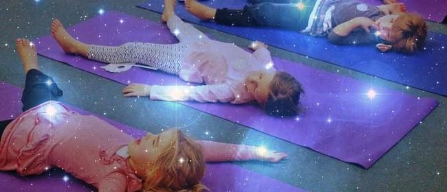 Kids Yoga for Matariki