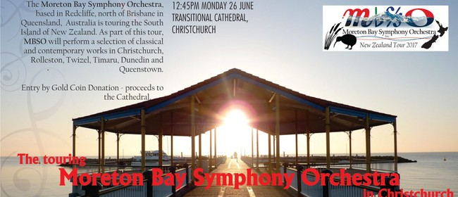 Christchurch: The Touring Moreton Bay Symphony Orchestra