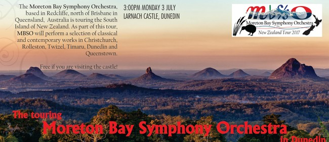 Larnach Castle: The Touring Moreton Bay Symphony Orchestra