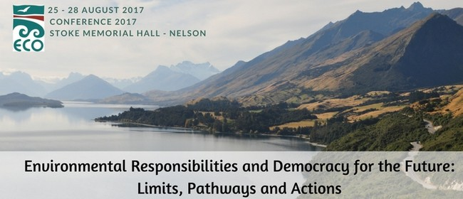 ECO Conference In Nelson
