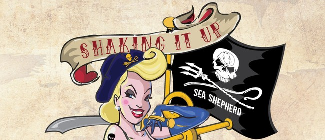 Shake It Up for Sea Shepherd