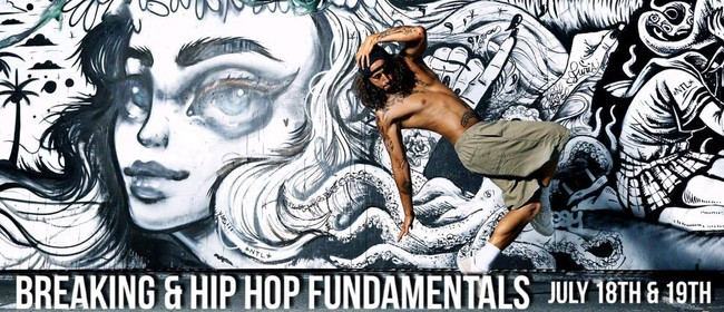 Breaking & Hip Hop Fundamentals - 7-10 year olds