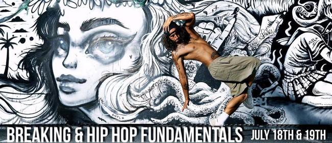 Breaking & Hip Hop Fundamentals - 11+ Years