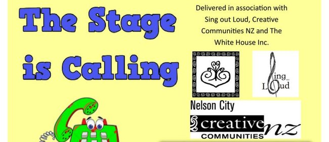 The Stage Is Calling - Acting Workshop