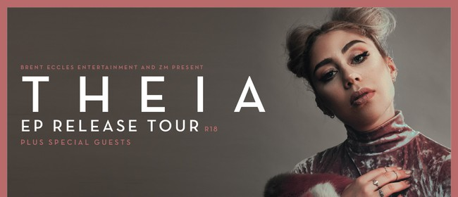 Theia - EP Release Tour