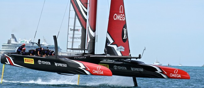 America's Cup Final Races Screenings