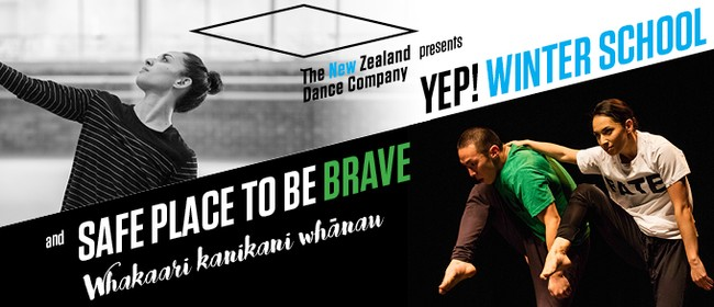 Youth Winter School - The New Zealand Dance Company