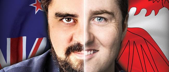 Social Comedy - NZ vs Wales