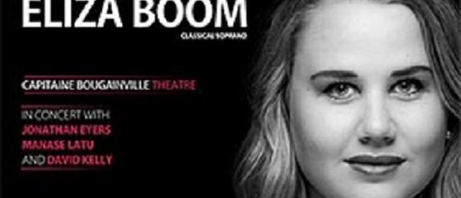 Eliza Boom Fundraising Concert
