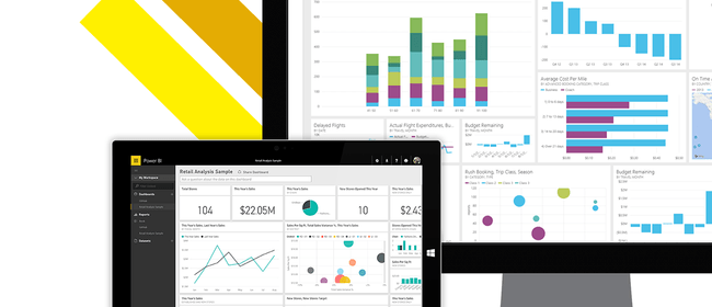 Data and Dashboards with PowerPivot and PowerBI