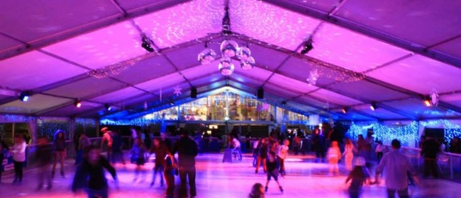 The Wellington Ice Rink and Ice Slide