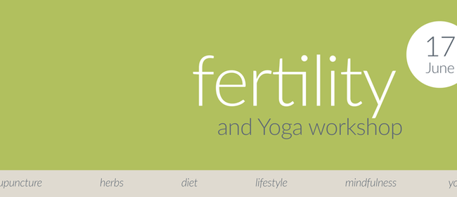 Fertility and Yoga Workshop