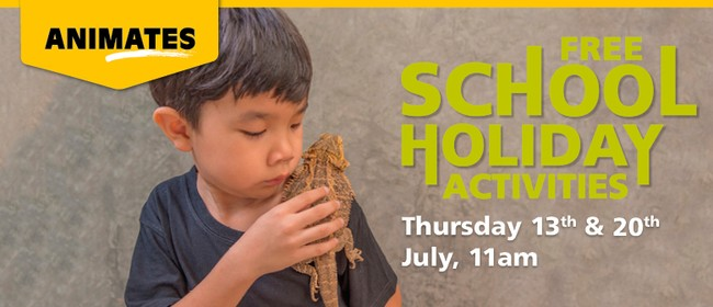 Animates Papanui - School Holiday Activities