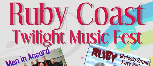 Ruby Coast Twilight Music Festival