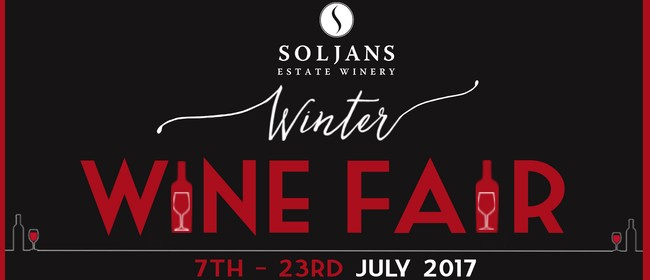 Winter Wine Fair 2017