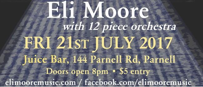 Eli Moore's Ship Life: Debut Album Launch
